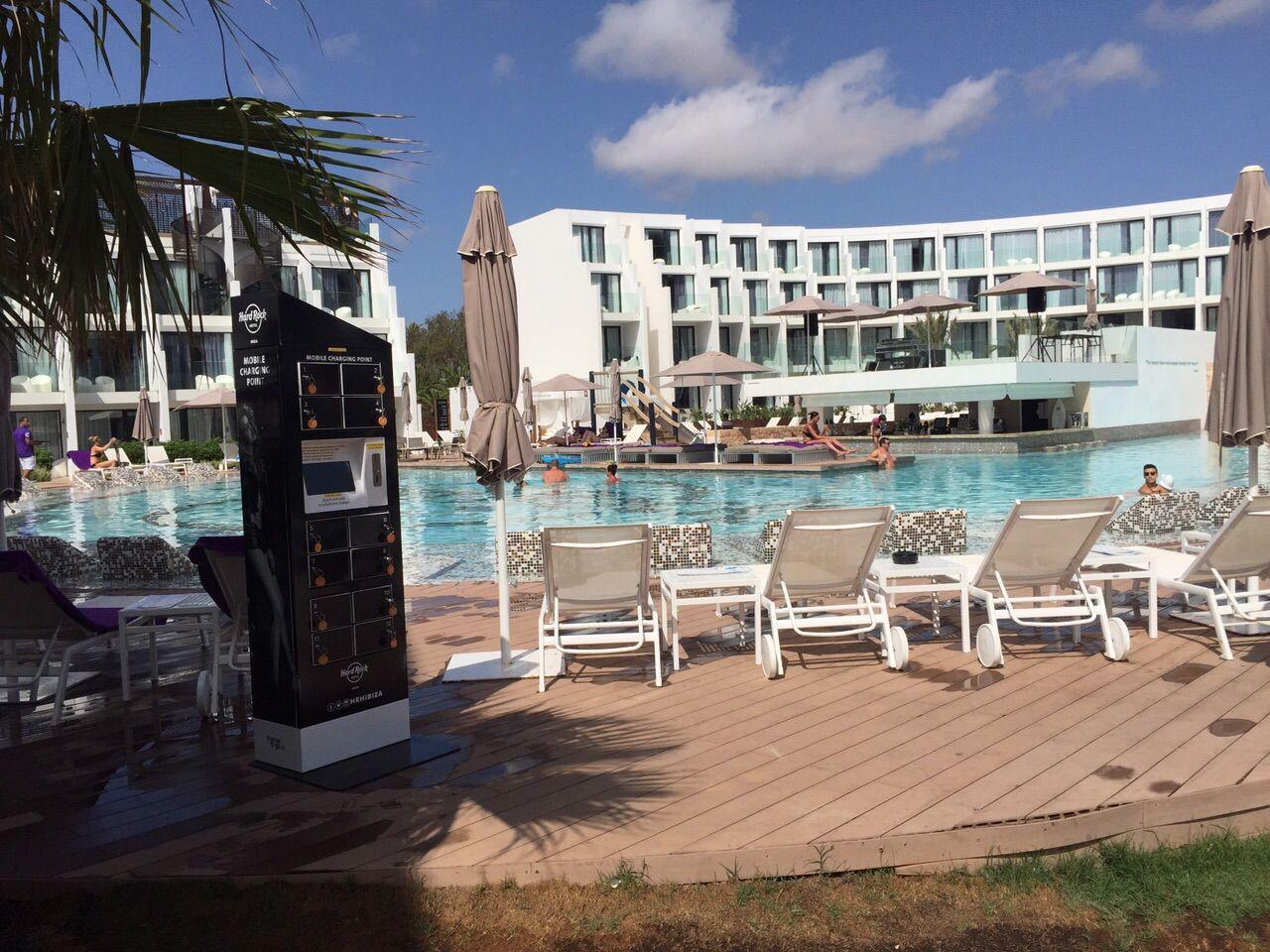 Hard Rock Hotel, Ibiza