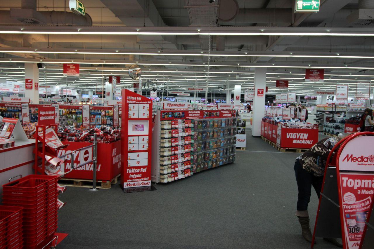 MediaMarkt, Hongarije